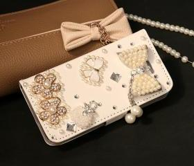 Bowknot Bling iPhone..